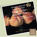 Songs of the Baroque Era -Krieger, Purcell, Lully, Scarlatti / Max van Egmond(Bs), Gustav Leonhardt(cond), Leonhardt Consort