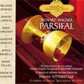 Wagner: Parsifal / Rolando Panerai, Christoff, Baldelli, Callas, Gui