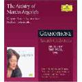 The Artistry of Martha Argerich -Chopin, Ravel, Rachmaninov, J.S.Bach, Tchaikovsky, etc / Martha Argerich(p)