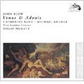 John Blow: Venus & Adonis (9/1992) / Philip Pickett(cond), New London Consort, Catherine Bott(S), etc