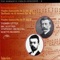 Romantic Violin Concerto Vol 4 - Moszkowski, et al / Little