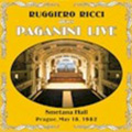 Ruggiero Ricci Plays Paganini Live