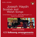 Haydn: Scottish and Welsh Songs (+CD-ROM) / Lorna Anderson, Jamie MacDougall, Haydn Trio Eisenstadt