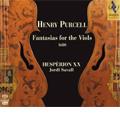パーセル: 3声の3曲のファンタジア、4声の9曲ファンタジア(曲)、6声のイン・ノミネ、7声のイン・ノミネ