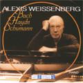 J.S.Bach: Partita No.4 BWV.828, Jesus Bleibet Meine Freude; Haydn: Piano Sonata No.52 Op.82; Schumann: Etudes Symphoniques Op.13, etc (1982/Live) / Alexis Weissenberg(p)