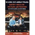 Bartok: Sonata for Two Pianos and Percussion / Georg Solti, Murray Perahia, Evelyn Glennie, David Corkhill