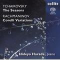 チャイコフスキー: 四季、ラフマニノフ: コレッリの主題による変奏曲