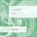 Brahms: Violin Concerto Op.77; Mendelssohn: Violin Concerto Op.64 / Isaac Stern, Thomas Beecham, RPO, etc