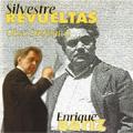 S.Revueltas: Obra Sinfonica -Sensemaya, Toccata, Cuauhnahuc, etc / Enrique Batiz(cond), Mexico City PO, RPO, Mexico State SO