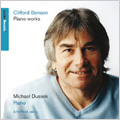 Clifford Benson: Piano Works / Michael Dussek(p), John Reid(p)