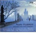 P.Villaroig: Piano Concerto, String Quartet No.1, Saxophone Sonata / Mario Klemens, Prague Symphony Orchestra, etc