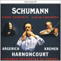シューマン:ピアノ&ヴァイオリン協奏曲