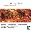 WILLY MERZ:DEPAYSEMENTS:MAFTIR/MIZMOR/LE DIVAN ORIENTAL-OCCIDENTAL/ETC