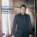 Arias for Senesino - Handel, Albinoni, Lotti, Porpora, A.Scarlatti