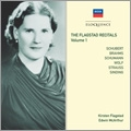 The Flagstad Recitals Vol.1 - Lieder - Schubert, Brahms, Schumann, Wolf, R.Strauss