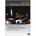 Dvorak: Piano Concerto Op.33; Cello Concerto Op.104 / Rudolf Firkusny, J.Belohlavek, Czech PO, etc