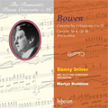 The Romantic Piano Concerto Vol.46 -Y.Bowen: Piano Concertos No.3 Op.23, No.4 Op.88 (8/2007) / Danny Driver(p), Martyn Brabbins(cond), BBC Scottish SO