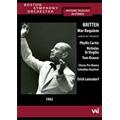 Britten: War Requiem / Erich Leinsdorf, BSO, Pro Musica Chorus, etc
