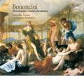 Bononcini :Cantate e Divertimenti da Camera :Sergio Balestracci(cond)/La Stagione Armonica/etc