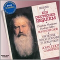 Brahms: Ein Deutsches Requiem Op.45 / John Eliot Gardiner, Orchestre Revolutionnaire et Romantique, Monteverdi Choir, etc