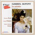 Gabriel Dupont: Les Melodies