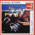 Chopin:12 Etudes op.10/op.25/Trois Nouvelles Etudes (1997):Radoslav Kvapil(p)