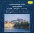 モーツァルト:交響曲第38番《プラハ》 交響曲第39番