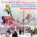 Tchaikovsky: String Quartet Music Vol.2 / Shostakovich String Quartet
