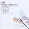 Elgar: The Dream of Gerontius Op. 38 (7/15-19/2008) / Mark Elder(cond), Halle Orchestra, Alice Coote(Ms), Paul Groves(T), Bryn Terfel(Br)