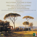 Respighi :Pini di Roma, Fontana di Roma (12/25/1954); Mussorgsky: Pictures at an Exhibition (3/20/1953) , etc / Guido Cantelli(cond), BSO, NYP