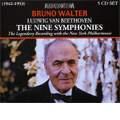 Beethoven :The Nine Symphonies (1942-53):Bruno Walter(cond)/NYP/etc