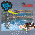 The STEALTH (J-Club)/Digital Addict EP(タワーレコード限定販売)<タワーレコード限定紙ジャケット仕様盤>[CARRIER-004]