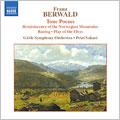 Gavleborg Symphony Orchestra/Berwald: Tone Poems - Patrik Hakansson(fg), Petri Sakari(cond), Gavleborg Symphony Orchestra, etc[8555370]