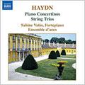 HAYDN:PIANO CONCERTINOS/STRING TIROS:KEYBOARD CONCERTINO HOB.XIV:12/HOB.XIV:13/HOB.XIV:11/HOB.XVIII:F2/BARYTON TRIO HOB.XI:11/STRING TRIO HOB.V:16:SABINE VATIN(fortepiano)/ENSEMBLE D'ARCO[8557660]