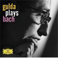 フリードリヒ・グルダ/Gulda Plays Bach (5/4/1959, 11/29/1965, 10/24/1969) / Friedrich Gulda(p)[4778020]