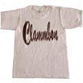 クラムボンTシャツ (L/アイボリー)
