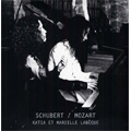 ラベック姉妹/Schubert &Mozart -Schubert: Fantaisie Op.103 D.940; Mozart: Sonata for 2 Pianos K.448, etc (1/2007) / Katia Labeque(p), Marielle Labeque(p)[KML1117]