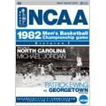 NCAA全米大学バスケットボール選手権1982年決勝 ノースカロライナ大学 対 ジョージタウン大学 [TBD-5030]