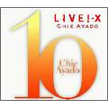 綾戸智恵/LIVE!*X デビュー10周年記念ツアー2007-08 FINAL Tokyo International Forum Hall A 3days [EHCD-1002]