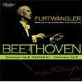 ヴィルヘルム・フルトヴェングラー/ベートーヴェン:交響曲第6番「田園」/第5番「運命」 (5/25/1947):ヴィルヘルム・フルトヴェングラー指揮/BPO [DCCA-0022]