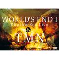 TM NETWORK/WORLD'S END Rhythm Red Live[ESBL-2229]