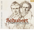 クリスティアン・イヴァルディ/Schubert: Complete Four Hands Piano Works -Fantaisie D.940, Sonata D.812, Overture D.675, etc / Christian Ivaldi(p), Noel Lee(p)[ARN468781]