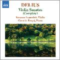 スーザン・スタンツェライト/F.Delius: Complete Violin Sonatas No.1-No.3, Op.Posth / Susanne Stanzeleit, Gusztav Fenyo[8572261]