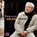 ネルソン・フレイレ/Debussy: Piano Works -Preludes Book.1, D'un Cahier d'Esquisses, Children's Corner, Clair de Lune (8/2008) / Nelson Freire(p)[4781111]