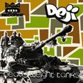 DEJI/HEAVY WEIGHT TANKS[33RCD-006]