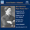 アルトゥール・シュナーベル/Comp Beethoven Sonatas Society Rec V7[8110761]