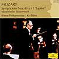 カール・ベーム/モーツァルト・ベスト1500:交響曲第40番 K.550/第41番「ジュピター」 K.551/フリーメイソンのための葬送音楽 K.477:カール・ベーム指揮/VPO[UCCG-6005]