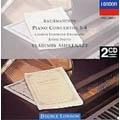 ラフマニノフ:ピアノ協奏曲全集