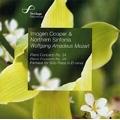 ノーザン・シンフォニア/Mozart: Piano Concertos No.24 K.491, No.25 K.503, Fantasia K.397 (11/8-11/2007) / Imogen Cooper(p/cond), Northern Sinfonia[AV2175]