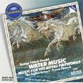Handel : Water Music No.1 HWV.348-No.3 HWV.350, Music for the Royal Fireworks HWV.351 (4/18-21/1983, 8/13-15/1984) / Trevor Pinnock(cond), English Concert